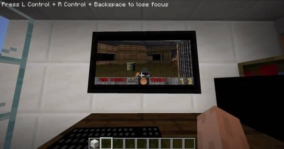 Вече може да подкарате Windows 95 в Мinecraft и да играете Doom на него