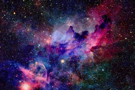 Астрономи показаха огромна 3D карта на Вселената