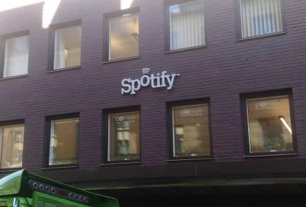 Потребителската активност в Spotify се връща на нивата отпреди пандемията