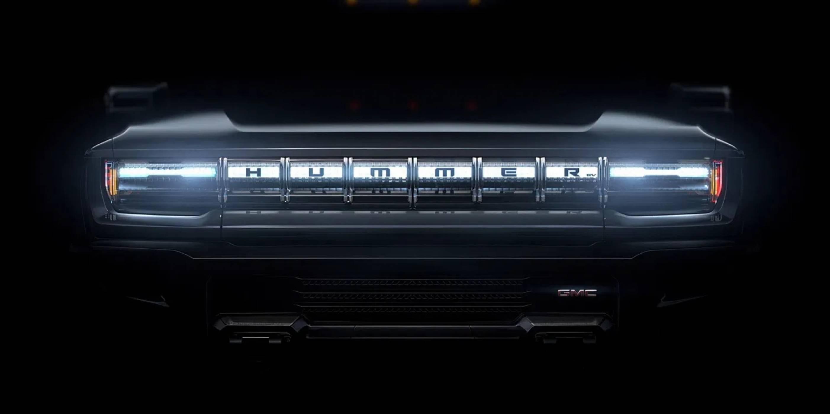 Първият електрически Hummer: звяр на шосето и извън него (ВИДЕО)