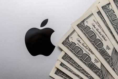 Apple стана най-скъпата компания с акции на борсата в света