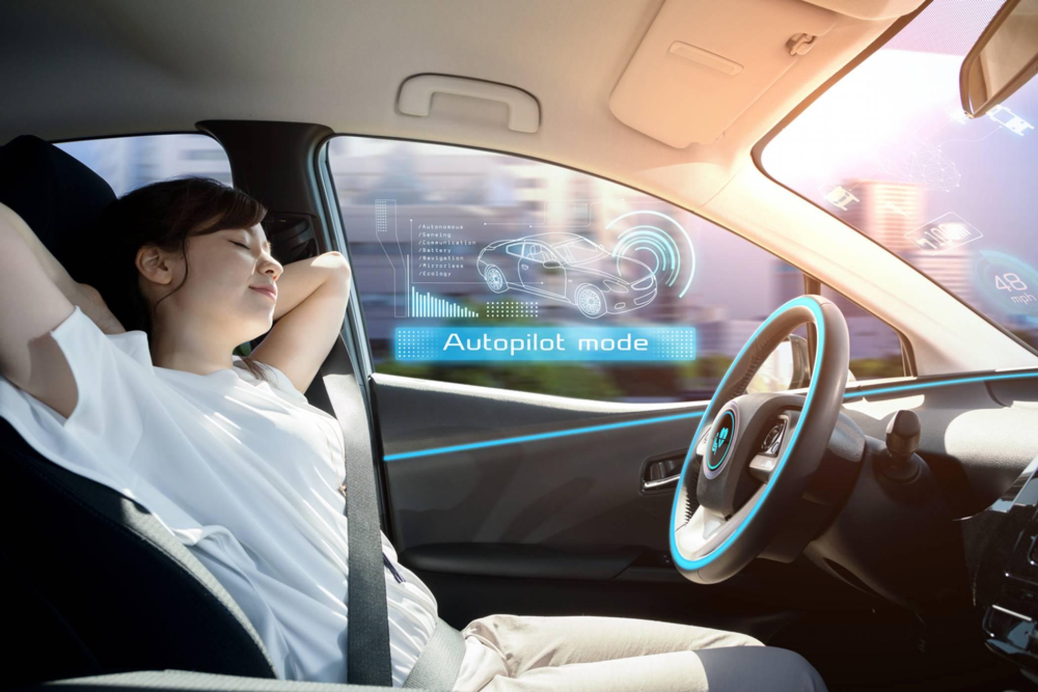 Автономните автомобили са все по-близо благодарение на новия компютър на Baidu