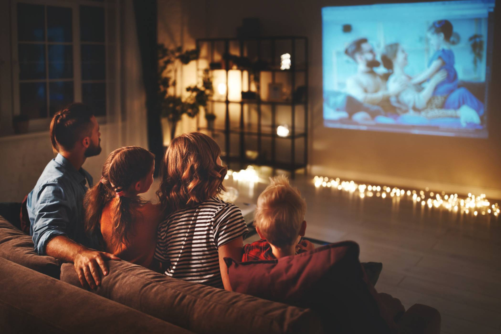 Магията на киното в уютния ви дом