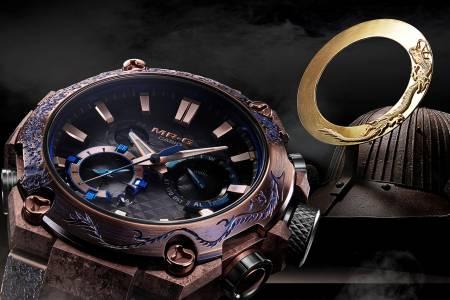 Най-самурайският G-Shock