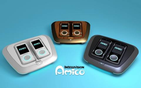Носталгичната ретро конзола Intellivision Amico забавена за април 2021 г.