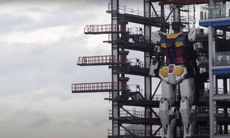 През 2020 г. гигантските роботи стават реалност (ВИДЕО)