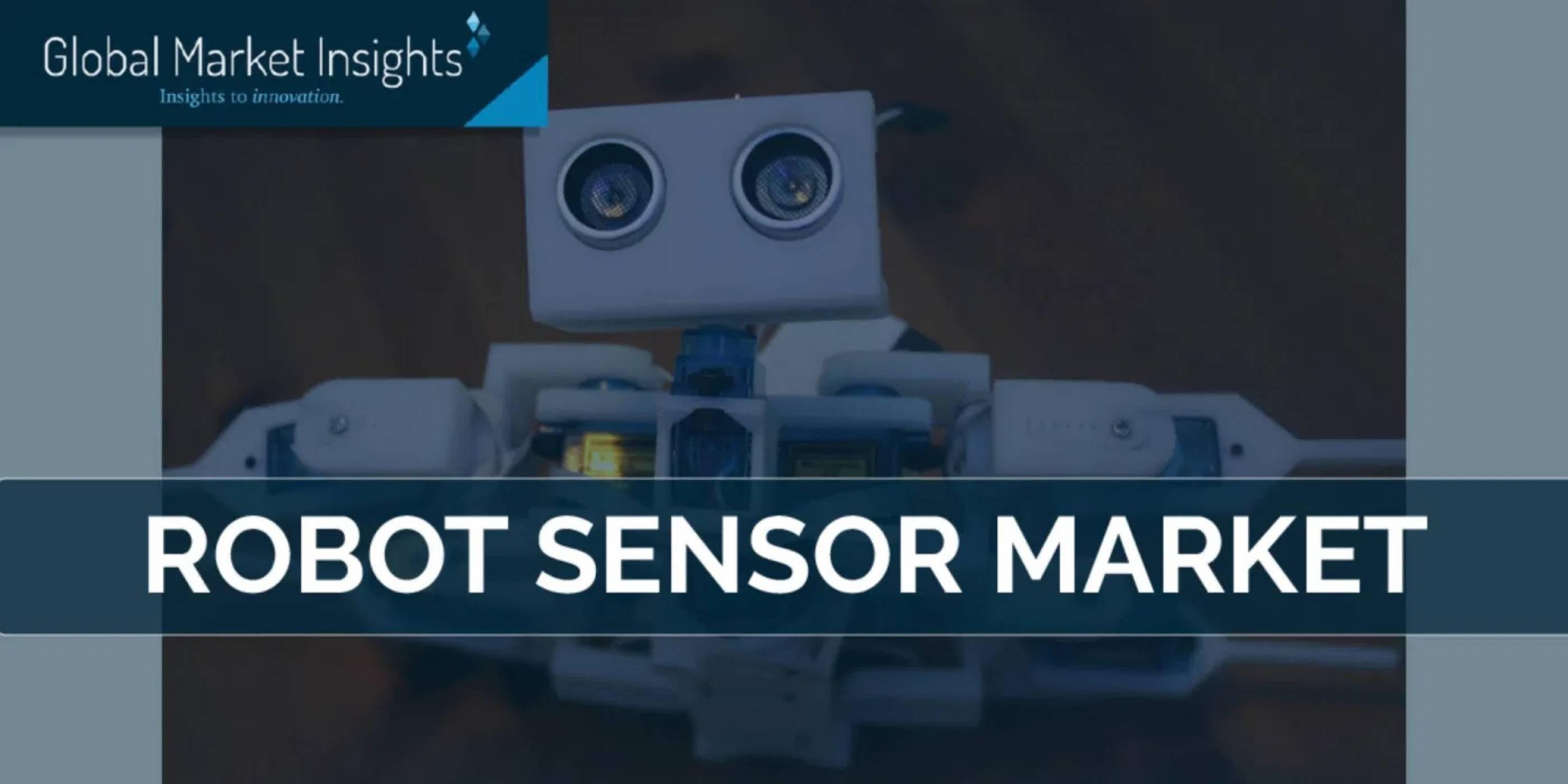 Сензорите за роботи в дома и в завода: бизнес за милиарди долари