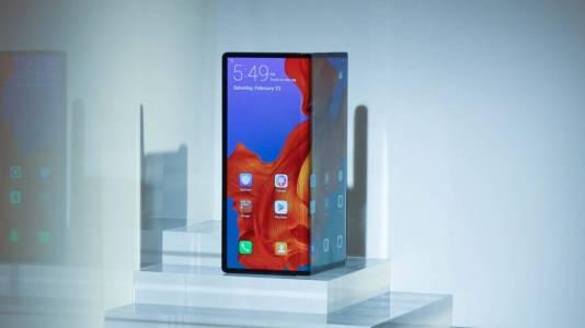 Следващият гъвкав смартфон на Huawei с радикално нов дизайн