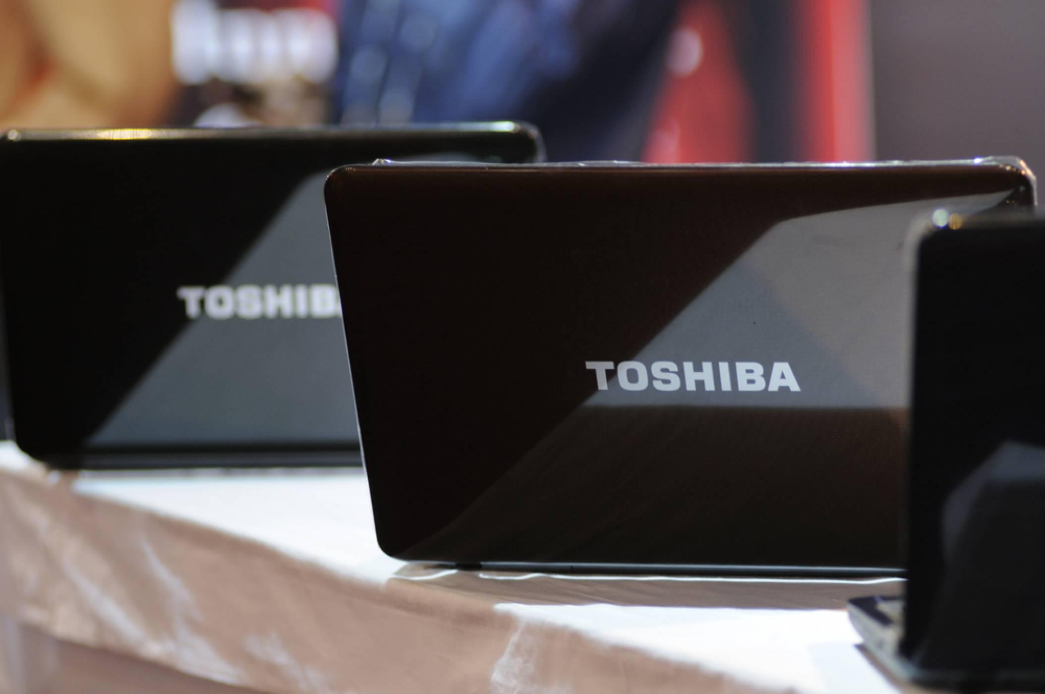 Toshiba официално се отказа от производството на лаптопи