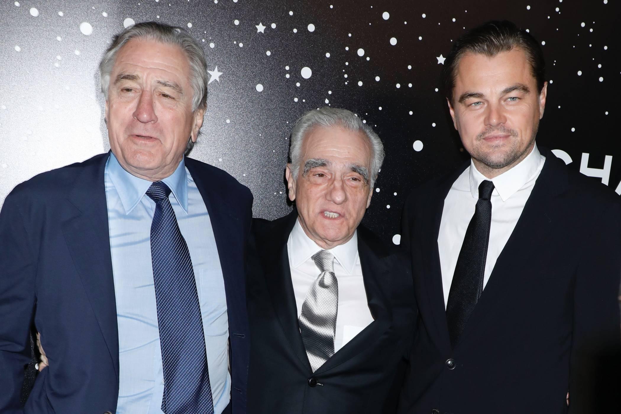 Мартин Скорсезе събира Лео ди Каприо и Робърт де Ниро в един хитов филм