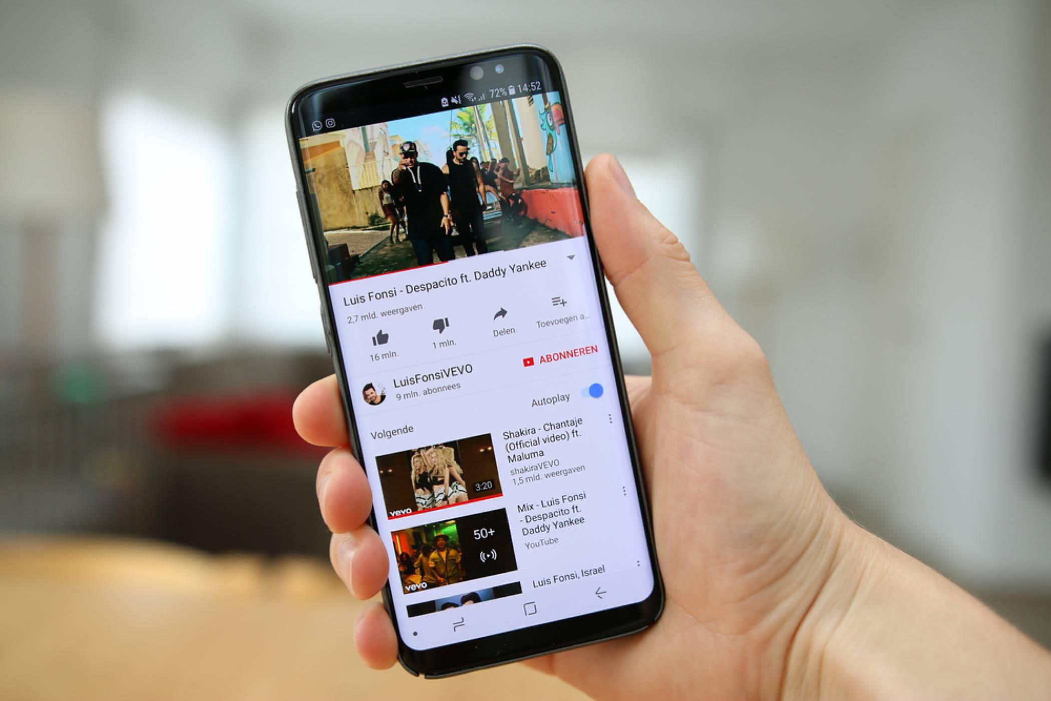 Почти 90 процента от клиповете в YouTube не достигат дори 1000 гледания