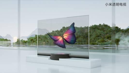 Xiaomi показа първия в света прозрачен телевизор (ВИДЕО)