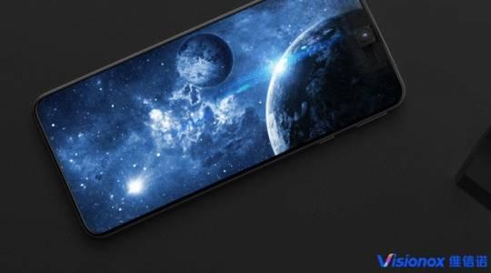 ZTE пуска първия смартфон с камера под дисплея