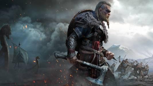 Комиксът по Assassin's Creed Valhalla избра дама за официалния персонаж