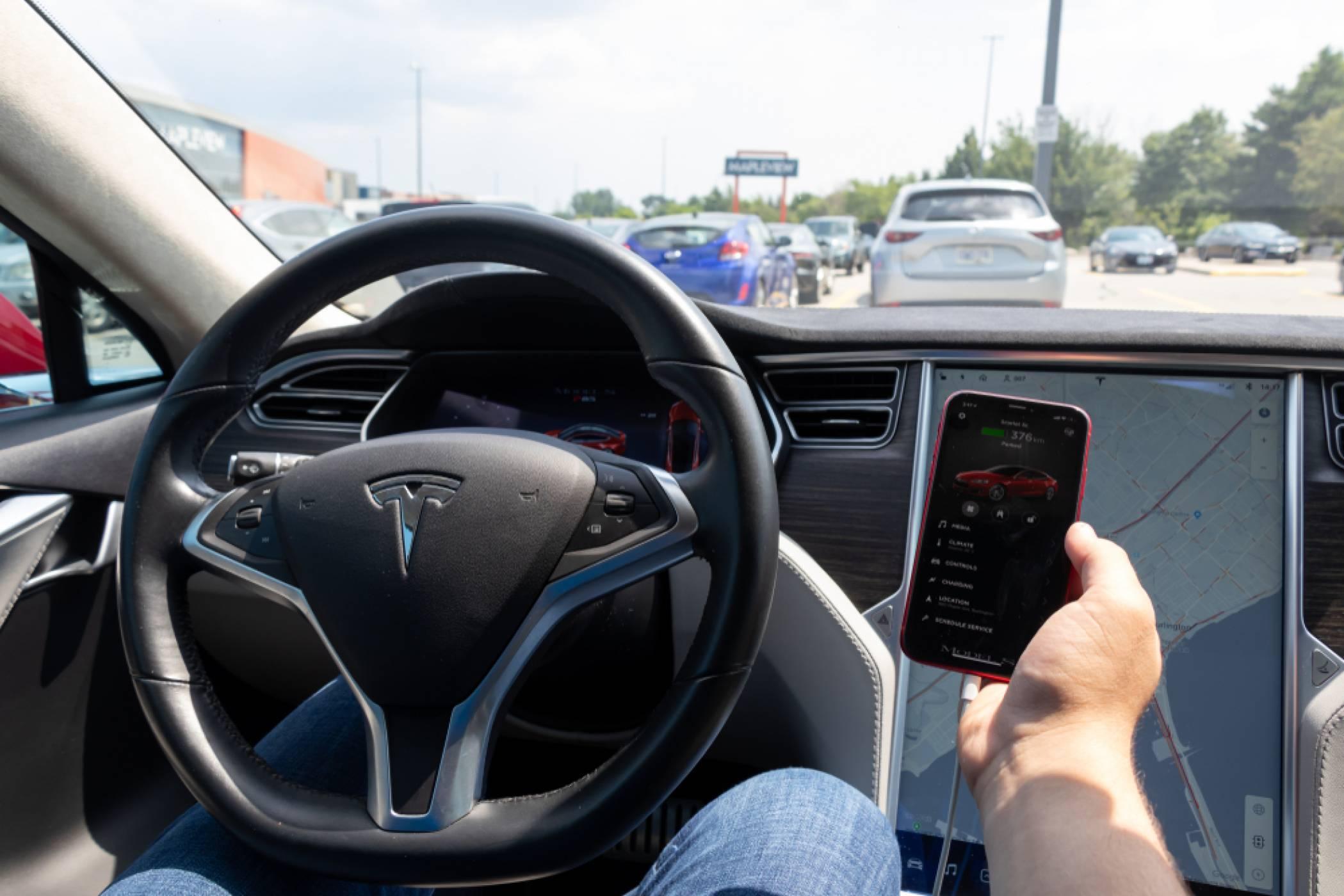 Tesla е близо до имплементирането на допълнителна сигурност