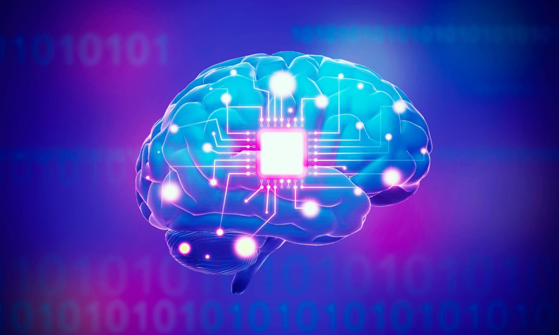 Нов материал може да позволи сливане на изкуствения интелект с човешкия мозък