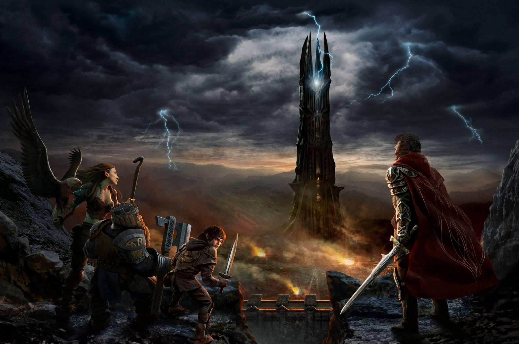 Класическа Lord of the Rings игра бива преправена от фенове и изглежда брутално (ВИДЕО)