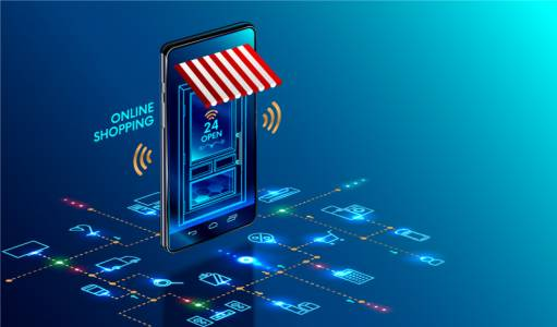 Магазините в дигиталната епоха – от виртуалните щандове до AI продавачите и роботите
