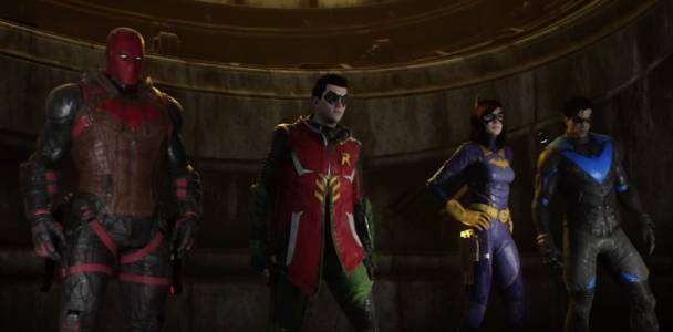 Gotham Knights е Batman игра без Човека прилеп (ВИДЕО)