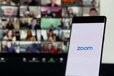 Zoom е недостъпен в най-лошия възможен момент