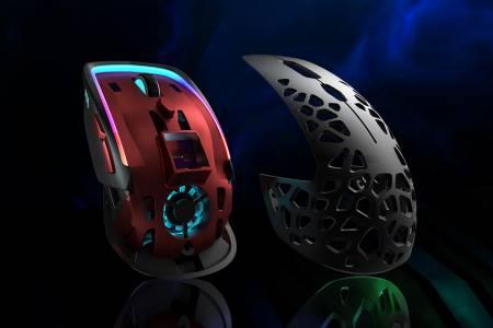 Това е първата в света мишка с вграден вентилатор