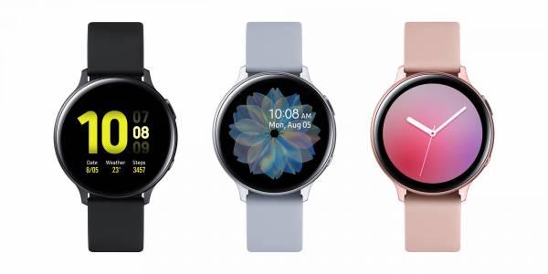 Специален нов ъпдейт прави Galaxy Watch Active2 още по-добър