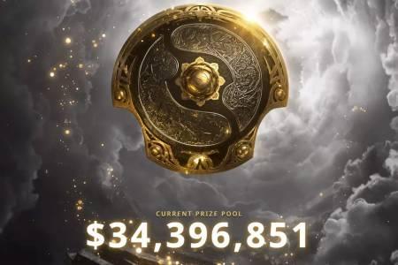 Наградният фонд на The International счупи рекорда за е-спорт събитие