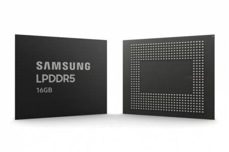 Новата мобилна памет на Samsung обещава повече мощност и място за още компоненти