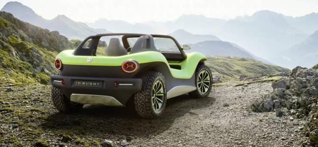 VW e-Thing може да бъде първият електрически офроуд модел на компанията
