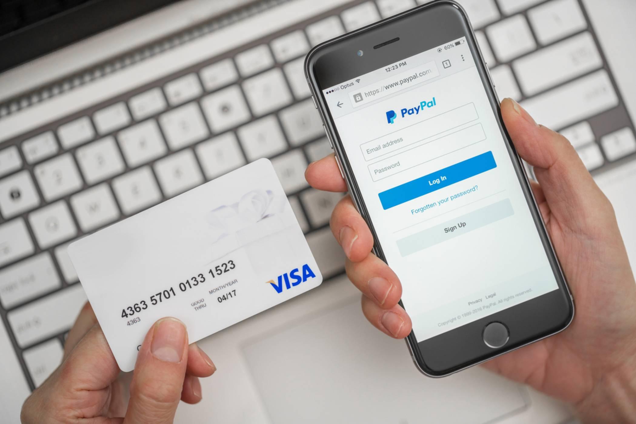 Внимавайте с фактурите от PayPal