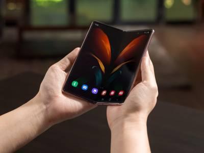 Това е Galaxy Z Fold2 - телефонът, който променя формата на бъдещето (ВИДЕО)