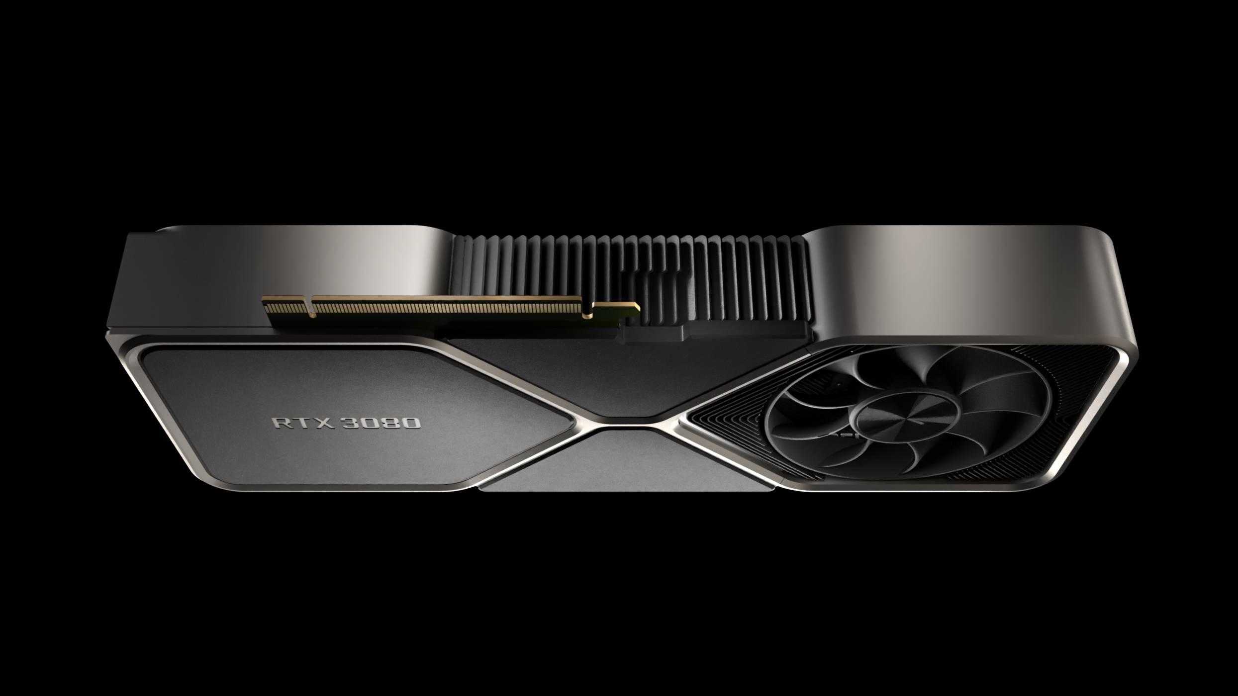 Nvidia предизвиква Sony и Microsoft с новата си серия RTX 30XX (ВИДЕО)