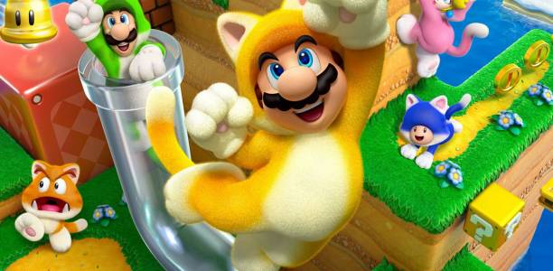 Super Mario колекцията няма да дойде навреме за 35-ия рожден ден на героя