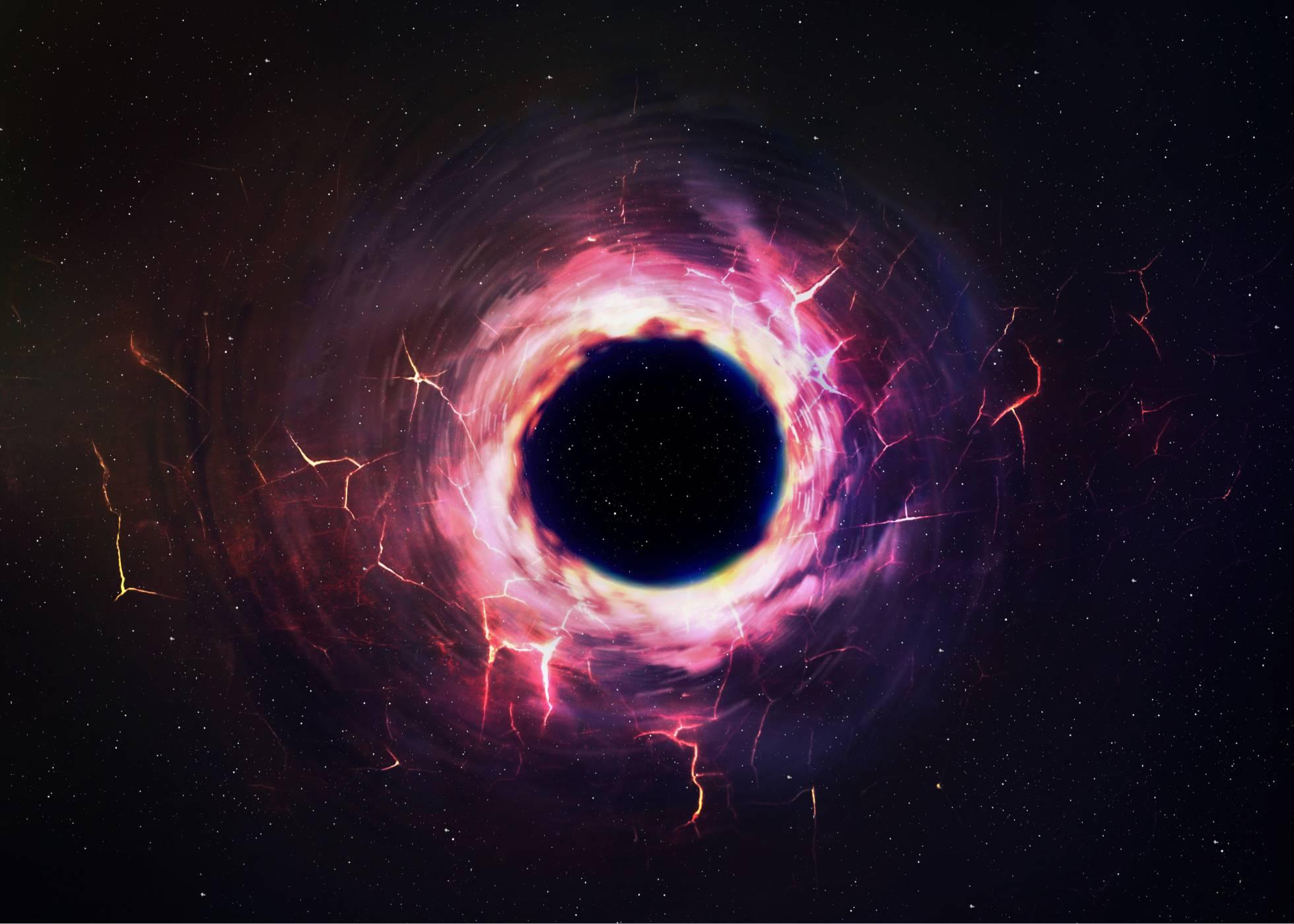 Невиждана досега в човешката история черна дупка бе открита