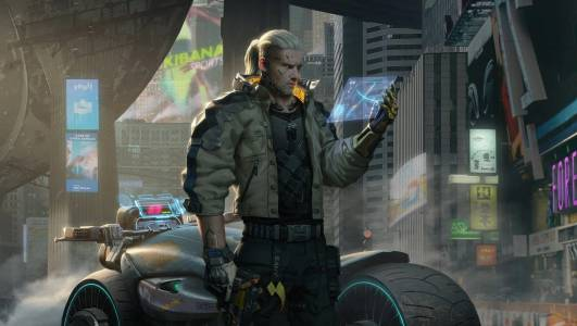 Обещание: Cyberpunk 2077 няма да изяде цялото ви свободно място