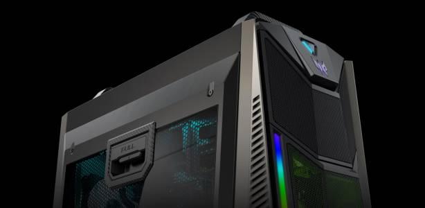 Acer Predator Orion предлага новите видеокарти на Nvidia - серията RTX 30