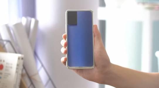 Този телефон на Vivo променя сам цвета си (ВИДЕО)