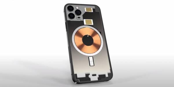 Магнитен пръстен за новия iPhone 12 (ВИДЕО)
