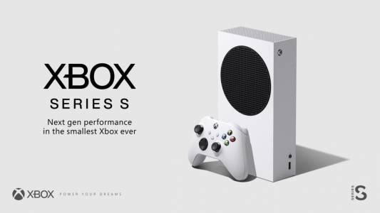 Xbox Series S е втората next-gen ревизия с цена от 300 евро