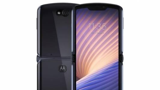Всички параметри и подобрения в Motorola Razr 5G тук