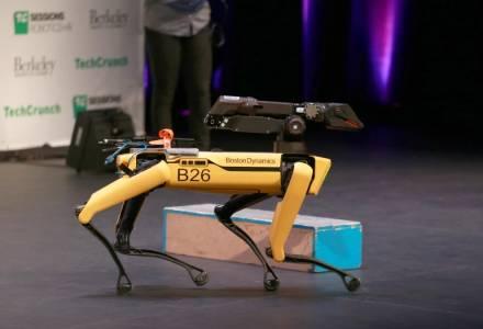 Първият комерсиален робот на Boston Dynamics вече се продава в Европа