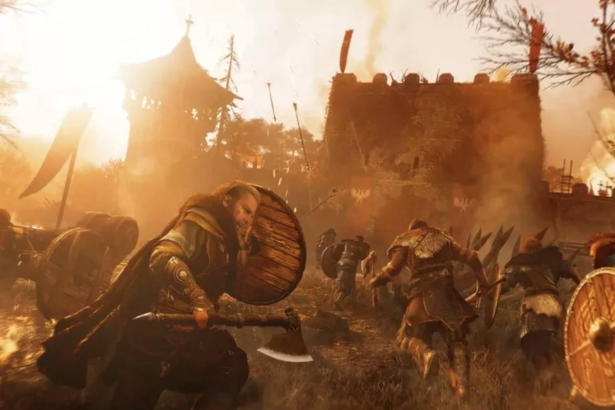 Assassin's Creed: Valhalla ще дебютира заедно с Xbox Series X (ВИДЕО)
