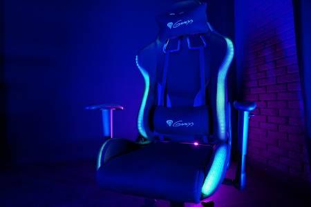 Genesis Trit 600 RGB – впечатляващо светлинно шоу (РЕВЮ)