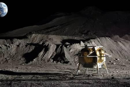 NASA ще купува проби от Луната, събрани от частници