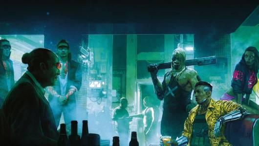 Нямате идея колко масивно начинание е Cyberpunk 2077!