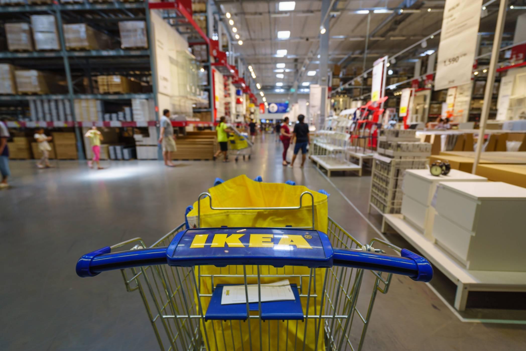 IKEA навлиза ударно в света на гейминга
