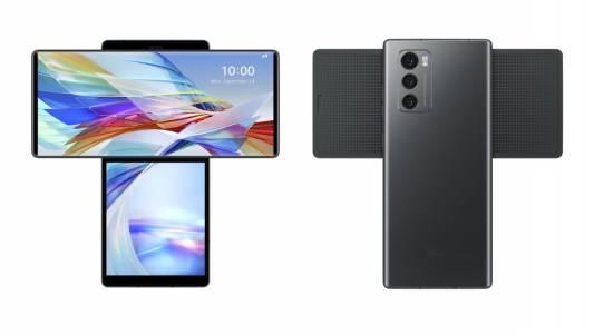 LG ни показа най-странния смартфон на 2020 г. (ВИДЕО + СНИМКИ)