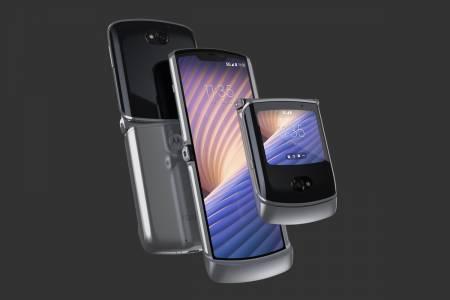 Motorola представи razr 5G на стилно събитие