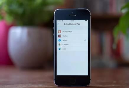 Ето всички браузъри, които може да използвате по подразбиране с iOS 14