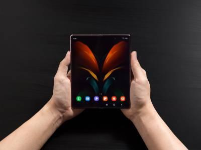Емблематичният сгъваем Samsung Galaxy Z Fold2 е в България!